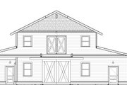Farmhouse Style House Plan - 0 Beds 1 Baths 3456 Sq/Ft Plan #895-116 Exterior - Other Elevation