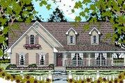 Farmhouse Style House Plan - 3 Beds 2 Baths 1865 Sq/Ft Plan #42-364