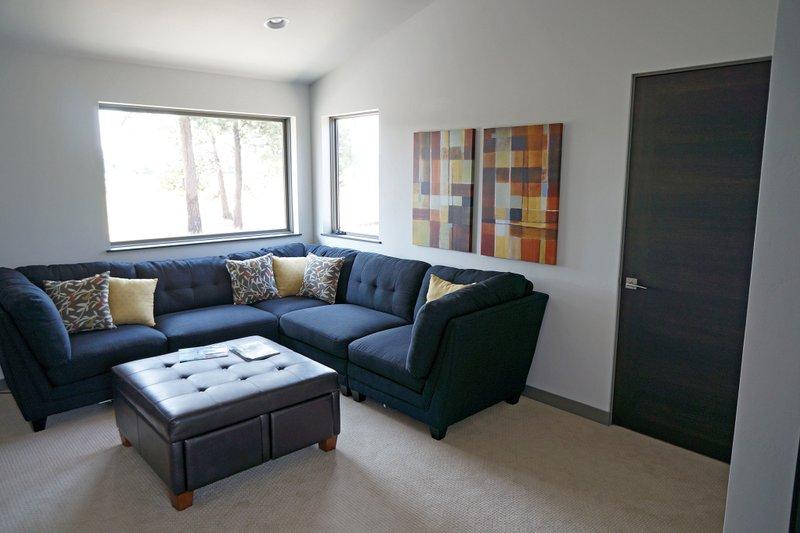 Contemporary Interior - Other Plan #892-15 - Houseplans.com