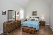 European Style House Plan - 3 Beds 2.5 Baths 2170 Sq/Ft Plan #929-859 Interior - Master Bedroom