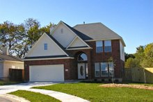 Traditional Exterior - Front Elevation Plan #80-147