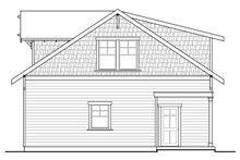 Craftsman Exterior - Other Elevation Plan #124-932