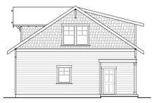Dream House Plan - Craftsman Exterior - Other Elevation Plan #124-932