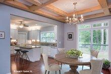 Craftsman Interior - Dining Room Plan #929-986