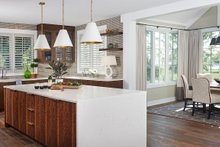 Country Interior - Kitchen Plan #928-322