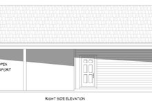 Country Exterior - Other Elevation Plan #932-169