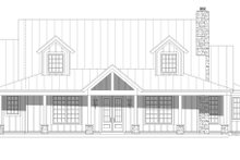 Dream House Plan - Country Exterior - Front Elevation Plan #932-349