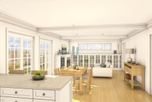 Traditional Interior - Other Plan #497-40