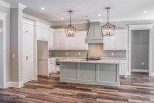 Dream House Plan - Country Interior - Kitchen Plan #430-194