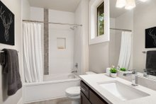 Contemporary Interior - Bathroom Plan #1066-14