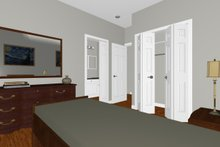 House Design - Farmhouse Interior - Bedroom Plan #126-179