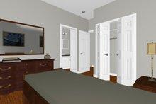 Dream House Plan - Farmhouse Interior - Bedroom Plan #126-179
