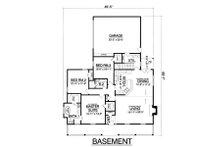 Farmhouse Floor Plan - Other Floor Plan Plan #40-161