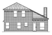Traditional Exterior - Rear Elevation Plan #84-350