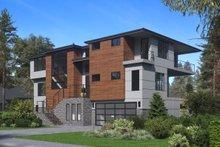 Architectural House Design - Modern Exterior - Other Elevation Plan #1066-84