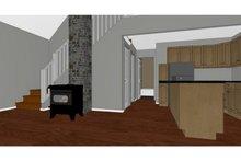 House Plan Design - Cabin Interior - Other Plan #126-181