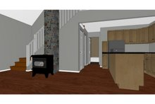 Architectural House Design - Cabin Interior - Other Plan #126-181