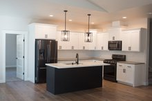 Craftsman Interior - Kitchen Plan #1070-25