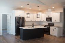 House Plan Design - Craftsman Interior - Kitchen Plan #1070-25