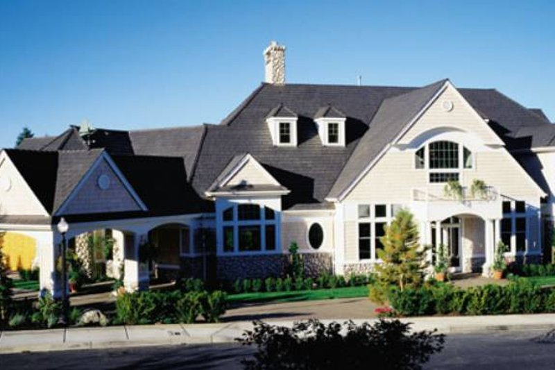 Craftsman Exterior - Other Elevation Plan #48-616 - Houseplans.com