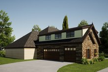 Architectural House Design - Craftsman Exterior - Other Elevation Plan #923-168