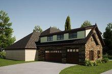 Architectural House Design - Craftsman Exterior - Other Elevation Plan #923-168