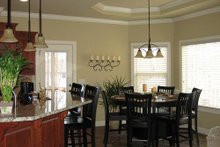 Dream House Plan - Craftsman Photo Plan #437-3