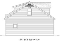 Country Exterior - Other Elevation Plan #932-184