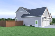Dream House Plan - Craftsman Exterior - Other Elevation Plan #1070-43