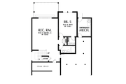 Cottage Style House Plan - 5 Beds 3.5 Baths 3770 Sq/Ft Plan #48-997 Floor Plan - Lower Floor