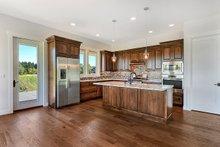 Architectural House Design - Craftsman Interior - Kitchen Plan #1070-5