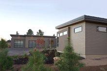 Modern Exterior - Other Elevation Plan #892-14