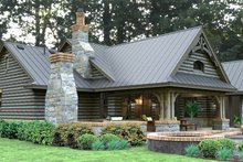 Home Plan - Craftsman Photo Plan #120-180