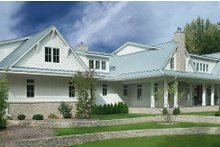 House Plan Design - Country Exterior - Front Elevation Plan #928-276