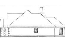 Dream House Plan - European Exterior - Other Elevation Plan #410-138