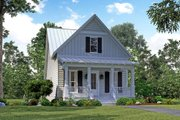 Cottage Style House Plan - 4 Beds 2.5 Baths 2184 Sq/Ft Plan #430-117