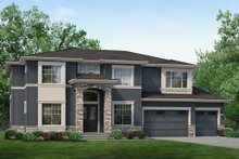 House Design - Traditional Exterior - Front Elevation Plan #1066-70