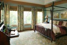 Dream House Plan - Farmhouse Interior - Master Bedroom Plan #54-390