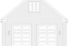 Dream House Plan - Country Exterior - Front Elevation Plan #932-369