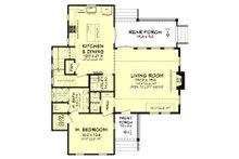 Farmhouse Floor Plan - Other Floor Plan Plan #430-180