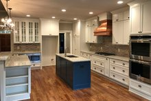 Home Plan - Craftsman Interior - Kitchen Plan #437-87