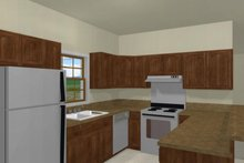 Farmhouse Interior - Other Plan #44-119