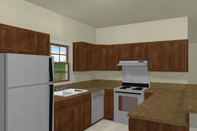 Farmhouse Interior - Other Plan #44-119 - Houseplans.com