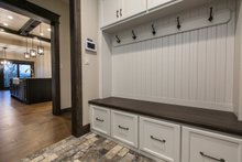 Architectural House Design - Mudroom