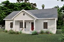 House Design - Farmhouse Exterior - Other Elevation Plan #44-224