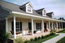 House Design - Southern Photo Plan #44-106