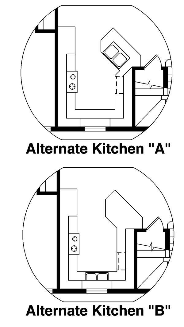 Floor Plan - Other Floor Plan Plan #124-878