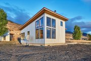 Modern Style House Plan - 2 Beds 1 Baths 885 Sq/Ft Plan #890-10 Exterior - Other Elevation