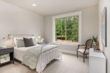 House Plan Design - Contemporary Interior - Bedroom Plan #1066-14