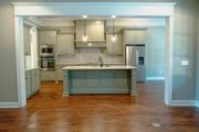 European Style House Plan - 4 Beds 2.5 Baths 2459 Sq/Ft Plan #430-139 Interior - Kitchen
